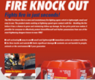 Image of FireXit brochure
